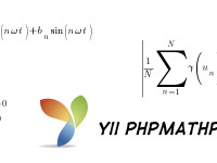 Yii PhpMathPublisher