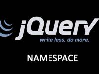 Пространство имём jQuerry